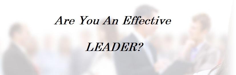 effective-leader